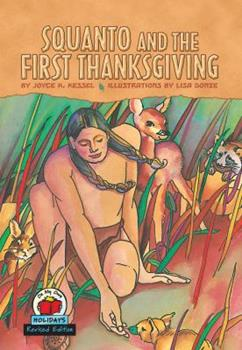 Squanto and the First Thanksgiving (On My Own Holidays) - Book  of the On My Own ~ Holidays
