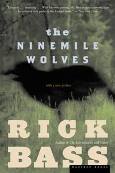 The Ninemile Wolves 0944439470 Book Cover