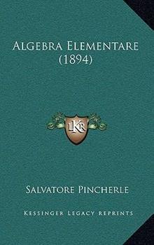 Hardcover Algebra Elementare Book