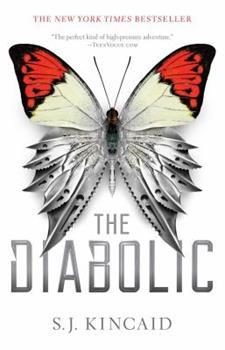 The Diabolic 1481472674 Book Cover