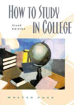 Paperback How to Study in College Book