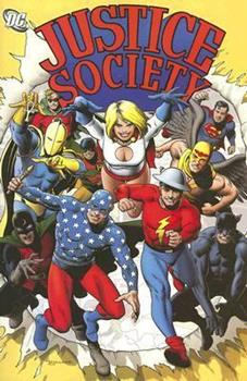 Justice Society, Vol. 1 (Justice Society of America) - Book  of the Complete Justice Society