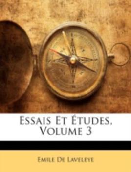 Paperback Essais Et ?tudes Book