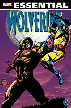 Essential Wolverine, Vol. 6 - Book  of the Essential Marvel