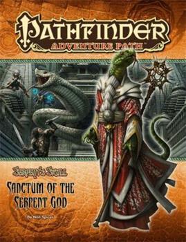 Pathfinder Adventure Path #42: Sanctum of the Serpent God - Book #6 of the Serpent's Skull