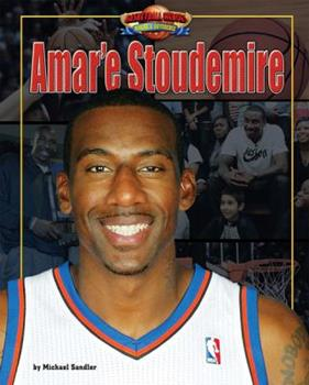 Amar'e Stoudemire 1617724424 Book Cover