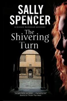 The Shivering Turn: A Pi Series Set in Oxford 0727886673 Book Cover