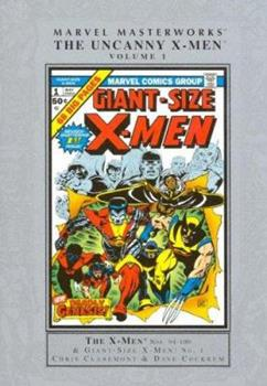 Marvel Masterworks: Uncanny X-Men, Vol. 1 - Book  of the Uncanny X-Men 1963-2011