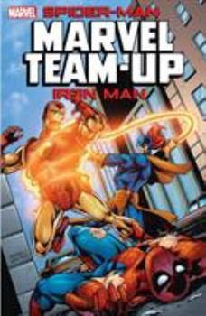 Marvel Team-Up: Spider-Man/Iron Man - Book  of the Marvel Team-Up 1972