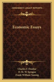 Paperback Economic Essays Book
