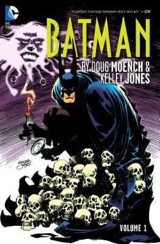 Batman by Doug Moench and Kelley Jones Vol. 1 - Book #80 of the Modern Batman