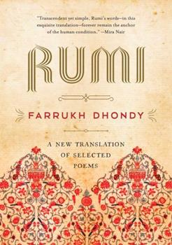 Rumi (Super Large Print) 1628726970 Book Cover