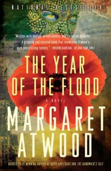 The Year of the Flood 0385528779 Book Cover