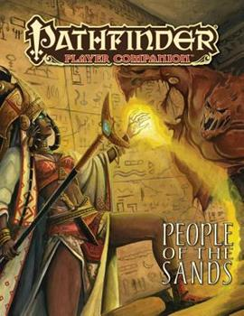 Pathfinder Player Companion: People of the Sands - Book  of the Pathfinder Player Companion