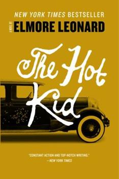 The Hot Kid 0060724226 Book Cover