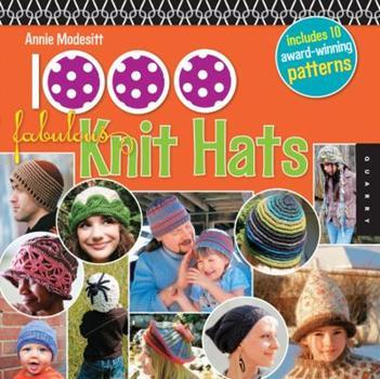Flexibound 1,000 Fabulous Knit Hats Book