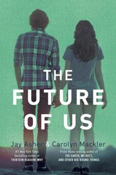 Paperback The Future of Us Book
