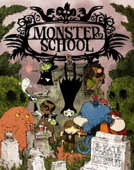 Monster School 145212938X Book Cover