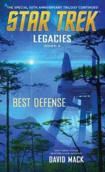 Mass Market Paperback Legacies #2: Best Defense Book