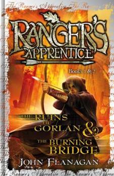 The Ruins of Gorlan / The Burning Bridge 0370332148 Book Cover