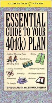 Essential Guide to Your 401(k) 0071359044 Book Cover