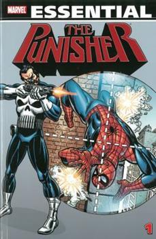 Essential Punisher, Vol. 1 (Marvel Essentials) - Book  of the Punisher