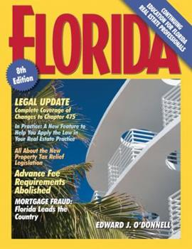 Paperback Continuing Education for Florida Real Estate Professionals Book