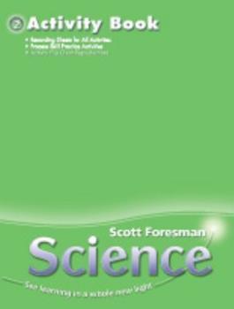 Paperback Science 2006 Activity Manual Grade 2 Book