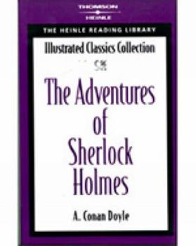The Adventures of Sherlock Holmes - Book  of the Great Illustrated Classics