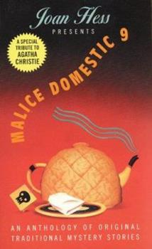 Paperback Joan Hess Presents Malice Domestic Book