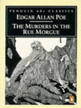 Paperback The Murders in the Rue Morgue (Classic, 60s) Book