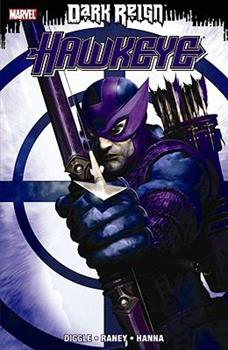 Paperback Hawkeye: Dark Reign Book
