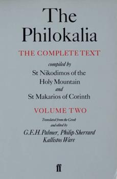 The Philokalia Vol 3 - Book  of the Philokalia