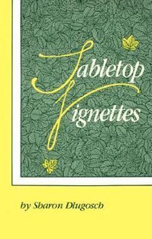 Paperback Tabletop Vignettes Book