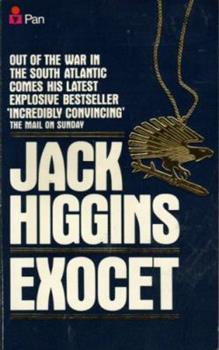 Paperback Exocet Book