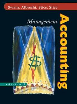 Management Accounting 0324206763 Book Cover