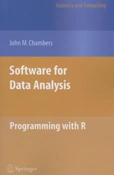 Software for Data Analysis: Programming with R 1441926127 Book Cover
