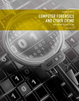 Paperback Computer Forensics and Cyber Crime: An Introduction Book