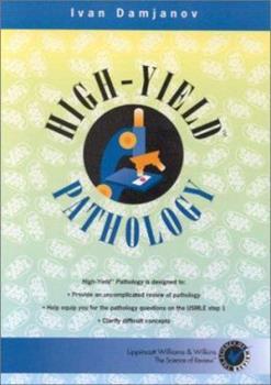 Paperback High-Yield Pathology (High-Yield Series) Book