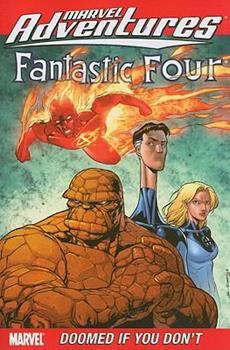 Marvel Adventures Fantastic Four: Doomed If You Don't Digest - Book  of the Marvel Adventures