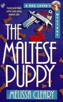 The Maltese Puppy (A Dog Lover's Mystery) 0425147215 Book Cover