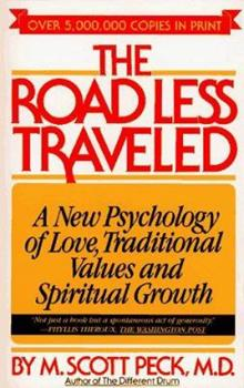 Paperback The Road Less Traveled Set : A New Psychology of Love, Traditional Values, and Spiritual Growth Book