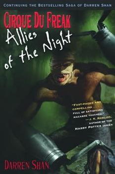 Allies of the Night - Book #8 of the Cirque du Freak