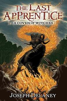 A Coven of Witches 0061960381 Book Cover