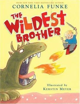 Wildest Brother 0439828627 Book Cover