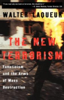 The New Terrorism 0195118162 Book Cover