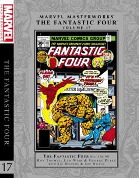 Marvel Masterworks: The Fantastic Four, Vol. 17 - Book #220 of the Marvel Masterworks