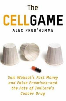 The Cell Game 0060555564 Book Cover