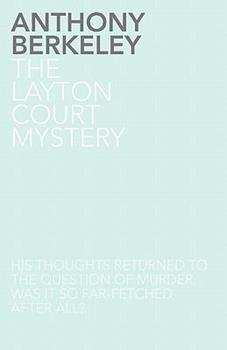 The Layton Court Mystery 0755102150 Book Cover