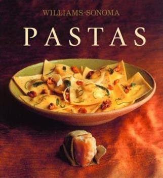 Pastas: Pasta, Spanish-Language Edition (Coleccion Williams-Sonoma) 9707180870 Book Cover